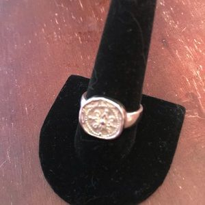 Silpada Coin Ring